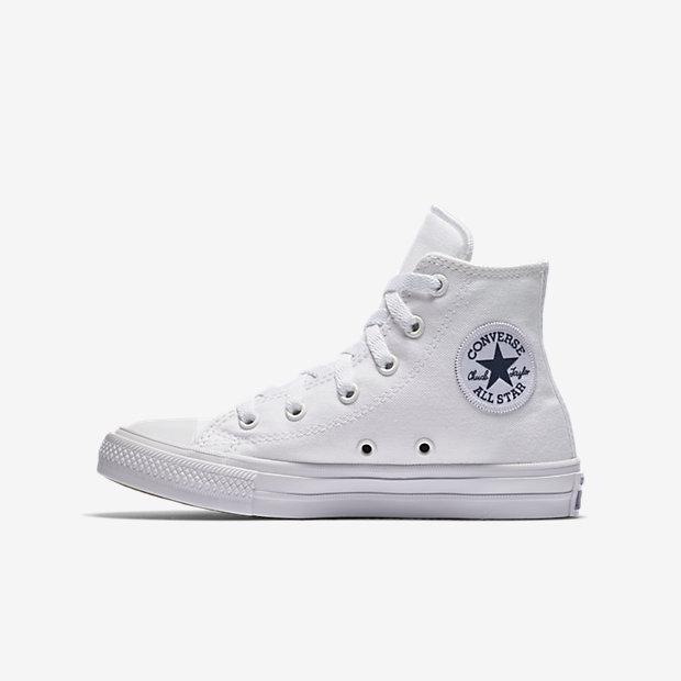 converse chuck ii high top little kids shoe