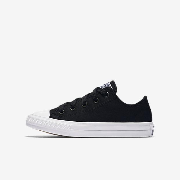 converse chuck ii low top little kids shoe